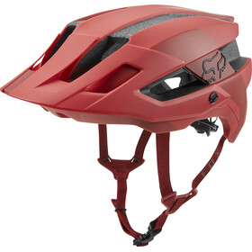 Fox Flux Mips Conduit Trail Helmet Herren rio red